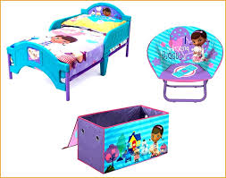 doc mcstuffins bed set toddler bedroom