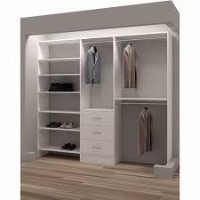 reach in closet design. Bedroom Closet Designs Luxury Tidysquares Classic White Wood Reach In Organizer Design 3