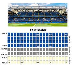Kinnick Stadium Rows Seating Chart 36 Hand Picked West Ham Stadium Seating Chart