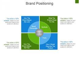 Slides Designs Brand Positioning Ppt Powerpoint Presentation Slides Designs
