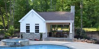 pool house kitchen. Custom Pool House Kitchen T