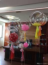 clear balloons transpa diy helium ballons globos birthday wedding party decor supplies bubble ballon for christmas black balloons balloons decoration