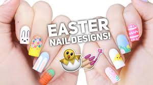 10 Easy Easter Nail Art Designs: The Ultimate Guide! - YouTube