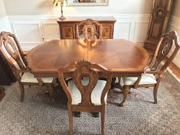 hardwood dining room table and buffet in oldham county cky