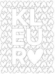 Happy Page Vtwonen 9 2015 Vtwonen Kleurplaat Vtwonen Happy