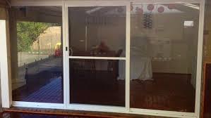 aluminium glass doors perth