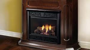 gas fireplace fumes natural gas fireplace heater vent free logs with thermostatic control vent free gas