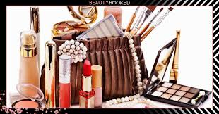 like her bridal outfit she takes time to carefully craft her bridal makeup kit trying to reach perfection