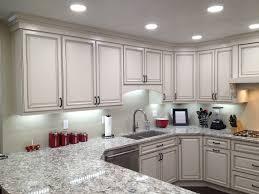 Kitchen Cabinet Lighting Stunning Kitchen Cabinets Lighting On Interior Decor Inspiration