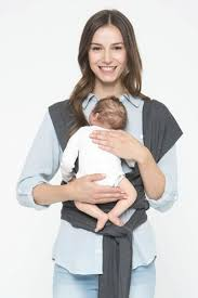 Newborn Hug Hold - MOBY Wrap - Instructions - Using Your Moby - Explore