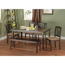4 Piece Dining Room Sets Better Homes And Gardens Providence 5 Piece Dining Set Brown Piece