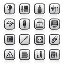 fuse box cliparts stock vector and royalty fuse box fuse box electrical devices and equipment icons vector icon set