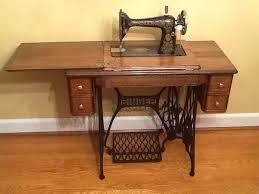 1910 Singer Sewing Machine Value