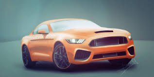2016 Ford Mustang Shelby GT500 Rendered, Could Pack Over 707 HP ...