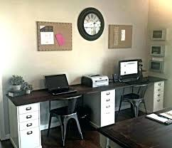 t shaped office desk. T Shaped Computer Desk L Office Wood Check Out The Most Popular Desks For Two People E