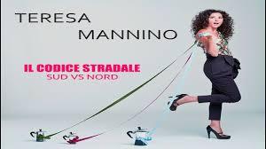 Teresa Mannino - il codice stradale - YouTube