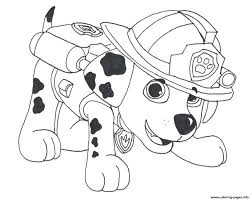 Paw Patrol Coloring Pages Pdf At Getdrawingscom Free For Personal