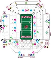 Oklahoma Sooner Football Stadium Seating Chart 19 Best Gillette Stadium Special Events Images Gillette