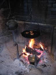 cook fireplace google search meval times five vintage wrought iron cooking utensils kitchen blacksmith fire five