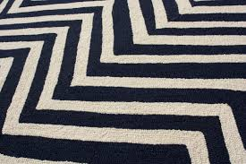 picture 4 of 50 navy blue chevron rug unique nuloom hand hooked