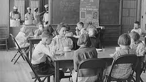 the history of school lunch the history kitchen food