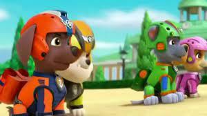 Những chú chó cứu hộ phần 3- Animation Movies For Kids 2017 - Video  Dailymotion