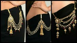 Simple Kamarband Designs New Kamarband Designs In Gold And Silver Latest Of 2018