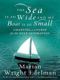 Charting A Course Sailing The Sea Is So Wide And My Boat Is So Small