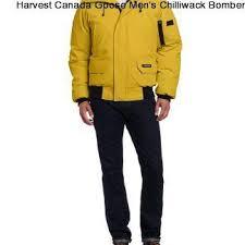 Harvest Canada Goose Men s Chilliwack Bomber