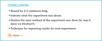 How To Write A Lab Report Format Examples Essaypro