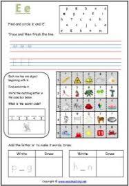 Phonics worksheets for kids including short vowel sounds and long vowel sounds for preschool and kindergarden. Phonics Worksheets Letter Sound And More Easyteaching Net