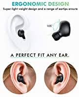 <b>Single Ear Wireless</b> Earbud Bluetooth Headset in-Ear Mini Invisible ...