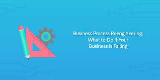 Business Process Reengineering What To Do If Your Business Is