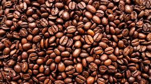 coffee beans. Simple Coffee And Coffee Beans O