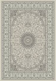 amazing ancient garden 57119 9666 soft greycream area rug dynamic rugs pertaining to grey and cream area rug
