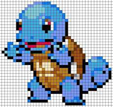 How To Draw Pokemon On Graph Paper Beyin Brianstern Co