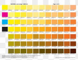 Cmyk Pastel Color Chart Color Chart Rgb Color Model Printing Yellow Png
