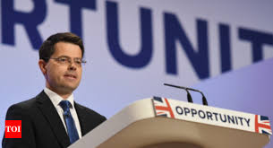 uk minister leads midlands region trade delegation to india times of india