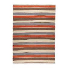 ikea 100 wool large handmade persian rug kelim gashgai 238 x 176cm 002 992 41 for