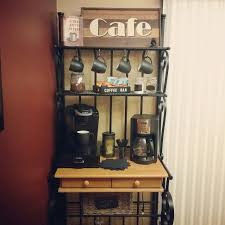 office coffee bar. Coffee Stations Commercial, Station Furniture, For Office, Cabinet, Office #CoffeeBar #ideas Bar