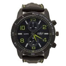 j springs mens roulette chronograph stainless watch black rubber american exchange mens watch