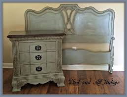 chalk paint bedroom furnitureBedroom Set In Annie Sloan Chalk Paint Ideas Furniture Photo