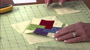Card Trick Quilt Pattern Inspiration Mini Quilt Card Tricks February 48 YouTube