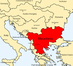 Then along came a new nation, born out of the collapse of yugoslavia, taking its name in 1991. Satirical Map Of Macedonia V Republic Of Macedonia Macedonia Macedonia Map