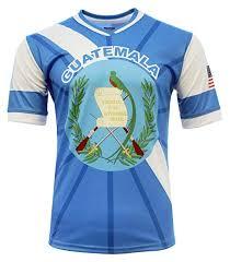 Guatemala Usa Jersey Men Youth Arza Design