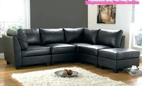 l shaped leather sofa leather l shaped couch outstanding l shaped black leather sofa living room