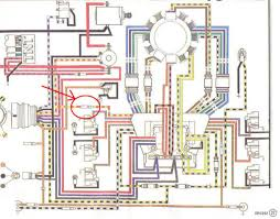 wiring diagram for johnson outboard motor the wiring diagram omc tech timing questions 1990 johnson 200 wiring diagram