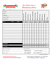 fundraising forms online forms rico s