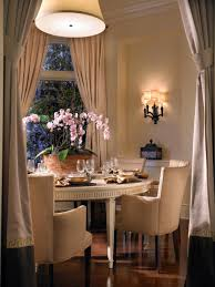 Image Serena Consider How Much Light You Need Hgtvcom Select The Perfect Dining Room Chandelier Hgtv