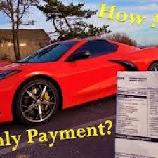 Average insurance rates for a corvette. Free How Much Was My C8 Corvette Insurance Cost Shocked Total Cost Monthly Payment Mp3 With 13 50